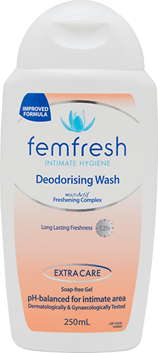 Femfresh Deodorising Wash 250ml (2 Pack) - Pakuranga Pharmacy
