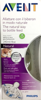 Avent Natural Glass bottle 240 ml - Pakuranga Pharmacy