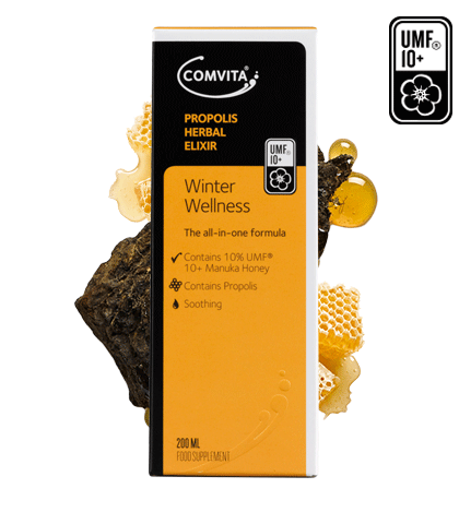 Comvita Propolis Herbal Elixir Winter Wellness 200ml - Pakuranga Pharmacy
