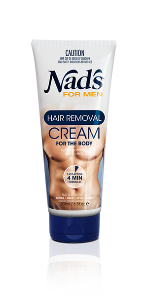 Nads Hair Removal Cream For Men 200 ml - Pakuranga Pharmacy