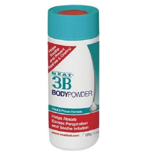 Neat 3B Body Powder 125g
