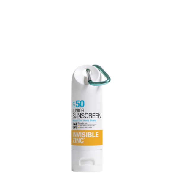 Invisible Zinc® Junior Sunscreen SPF50 Clip-on 60g