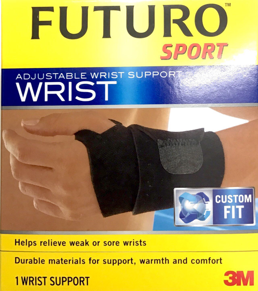 Futuro Sport Adjustable Wrist Support - Pakuranga Pharmacy