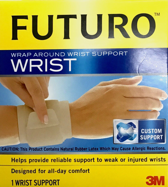 Futuro Wrap around Wrist support - Pakuranga Pharmacy