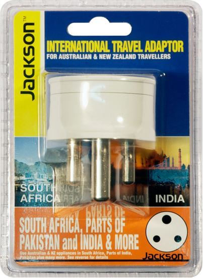 Jackson Outbound International Travel Adaptor-PTA8812