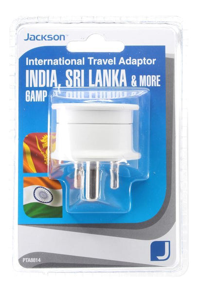 Jackson Outbound International Travel Adaptor-PTA8814