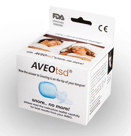 Aveo TSD Tongue Stabilizing Anti Snoring Device - Pakuranga Pharmacy