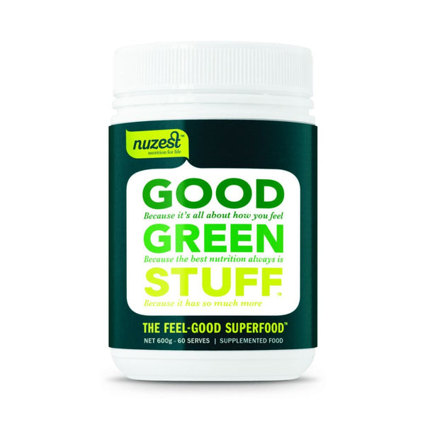 Nuzest Good Green Stuff 600 gm