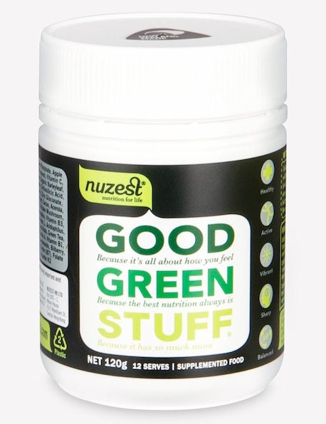 Nuzest Good Green Stuff 120 gm