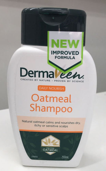 Demaveen Oatmeal Shampoo 250ml - Pakuranga Pharmacy