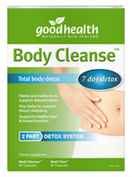 Good Health Body Cleanse Total Body Detox Kit - Pakuranga Pharmacy