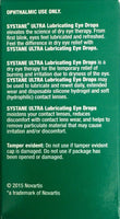 Systane Ultra Lubricating Eye Drops 10ml