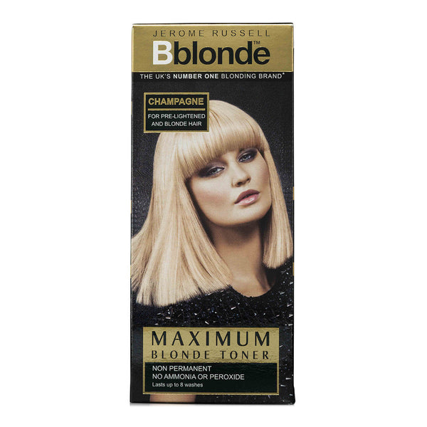 Bblonde Maximum Blonde Toner Champagne