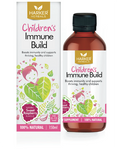 Harker Herbals Childrens Immune Build Liquid 150ml-Sweet Raspberry - Pakuranga Pharmacy
