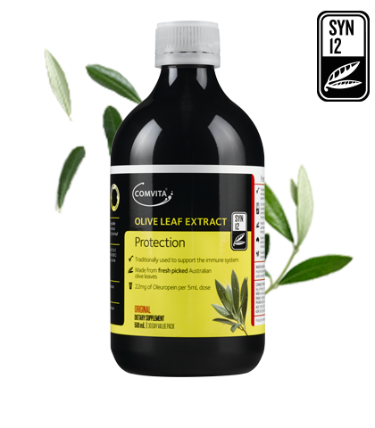 Comvita Olive Leaf Extract Liquid Natural 500ml - Pakuranga Pharmacy