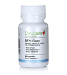 Clinicians REM Sleep Capsules 60 - Pakuranga Pharmacy