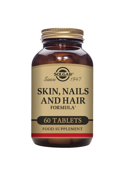 Solgar SKIN, NAILS & HAIR 60 tablets