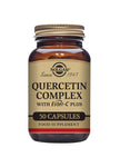 Solgar QUERCETIN COMPLEX WITH ESTER C PLUS 50 vegetable capsules