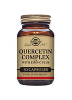 Solgar QUERCETIN COMPLEX WITH ESTER C PLUS  vegetable capsules