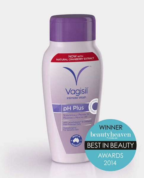 Vagisil Intimate Wash pH Plus Wash 240ml