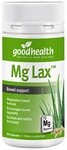 Good Health Mg Lax Bowel Support Capsules 60's