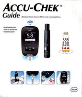 ACCU-CHEK Guide Blood Glucose Meter and Lancing Device