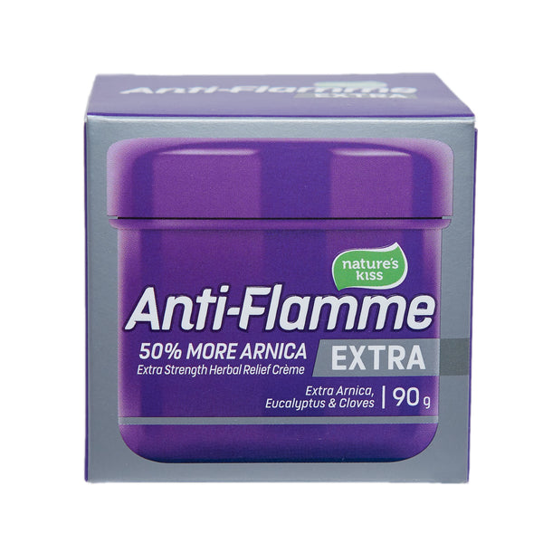 Nature's Kiss Anti Flamme Extra 90 gm