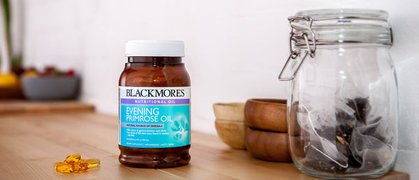 Blackmores Evening Primrose Oil 190 capsules - Pakuranga Pharmacy