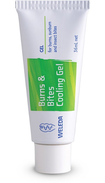 Weleda Burns and Bites cooling gel 36ml