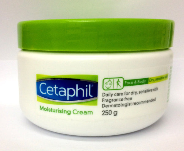 Cetaphil Moisturising Cream 250 gm - Pakuranga Pharmacy