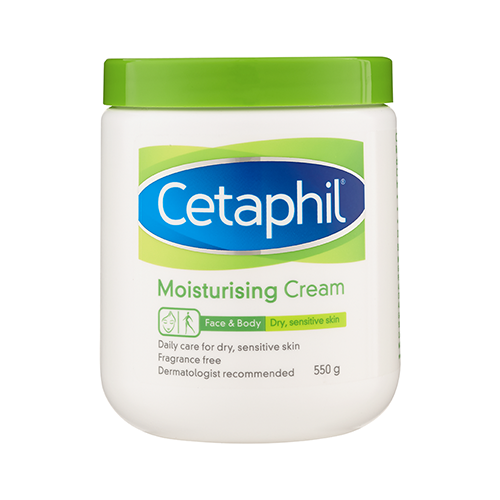 cetaphil moisturising cream 550gm - Pakuranga Pharmacy