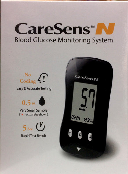 CareSens N blood glucose meter - Pakuranga Pharmacy