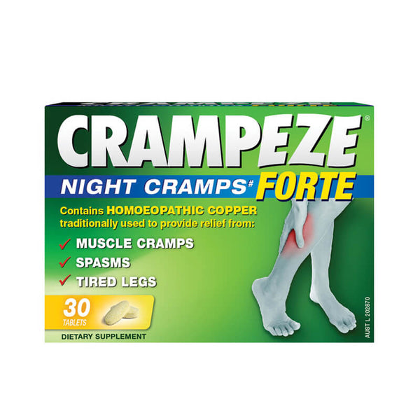 Crampeze Night Cramps Forte capsules