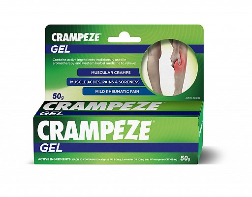 Crampeze Gel Tube 50grm