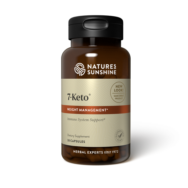 Nature's Sunshine 7-Keto 30 capsules