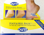 DU'IT Foot & Heel Balm PLUS 50g - Pakuranga Pharmacy