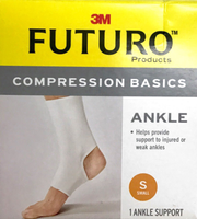 3M Futuro Elastic Knit Ankle Support (Small) - Pakuranga Pharmacy