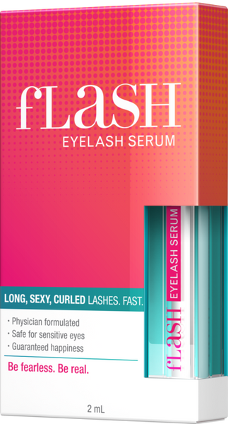 Flash Eye Lash Serum 2ml - Pakuranga Pharmacy