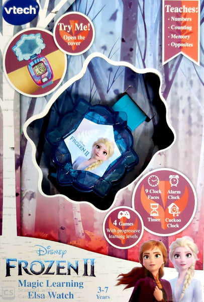 Vtech Frozen 2 Learning Watch