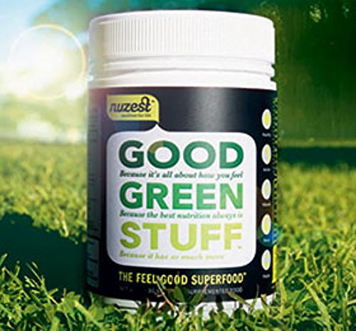 Nuzest Good Green Stuff 300 gm