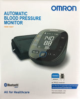 OMRON HEM7280T BLUETOOTH UPPER ARM BLOOD PRESSURE MONITOR