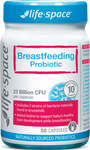 Life-space Probiotic Breastfeeding 50 capsules