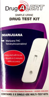 Drug Alert Urine 5 Test kit for Marijuana THC Tetrahydrocannabinol - Pakuranga Pharmacy
