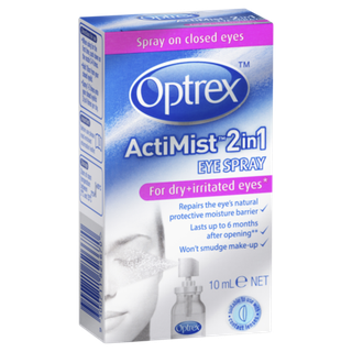 Optrex ActiMist™ 2in1 Dry + Irritated Eye Spray 10 ml