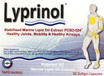 Lyprinol - Green Lipped Mussel 50 capsules - Pakuranga Pharmacy