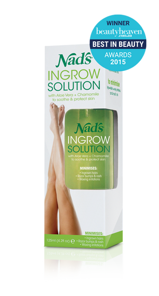 Nads Ingrow Solution 125 ml - Pakuranga Pharmacy