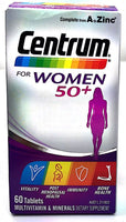 Centrum For Women 50+  60Tablets - Pakuranga Pharmacy