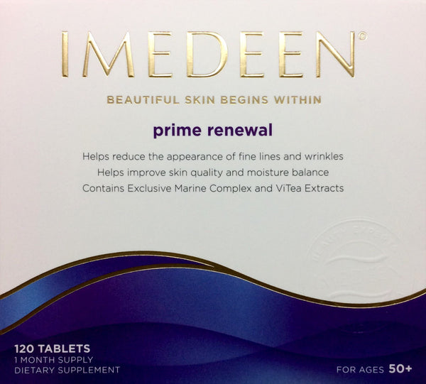 Imedeen Prime Renewal Tablets 120 - Pakuranga Pharmacy