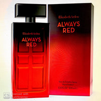 Always Red By Elizabeth Arden 100ml EDT - Pakuranga Pharmacy