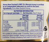 HNZ Manuka Honey UMF 22+ 250 gm